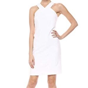 LAUNDRY by Shelli Segal Halter Dress, size 4, NEW